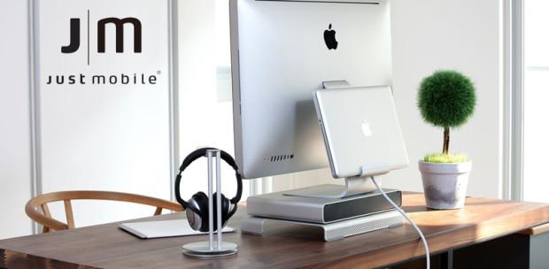 Just Mobile Apple Produktwelt