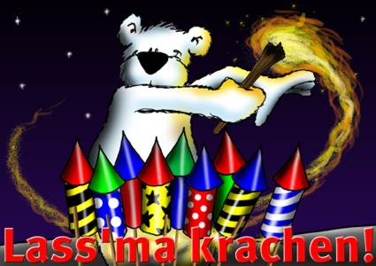 Guten Rutsch ins Jahr 2012!!!!