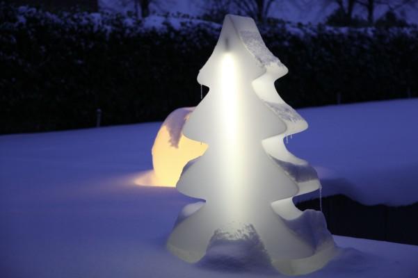 Wetterfeste Lumenio Weihnachtsbäumchen