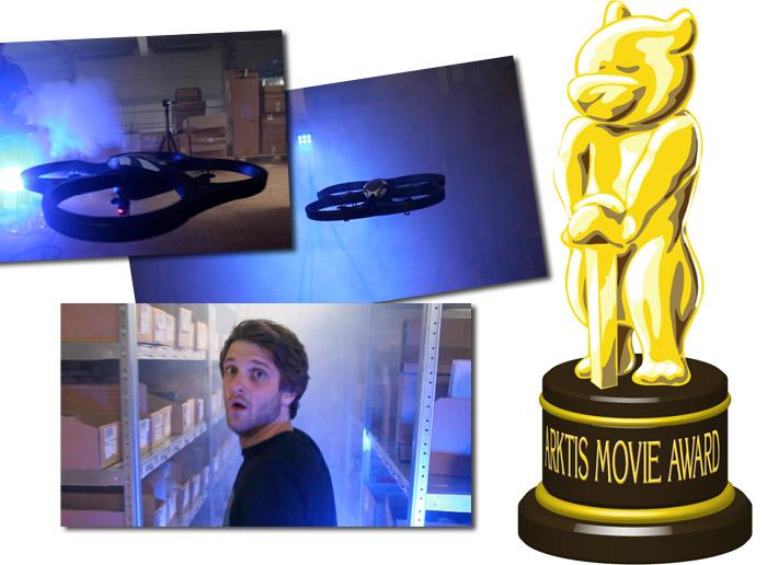 Neueste Infos zum arktis.de Movie Award 2010 im Podcast