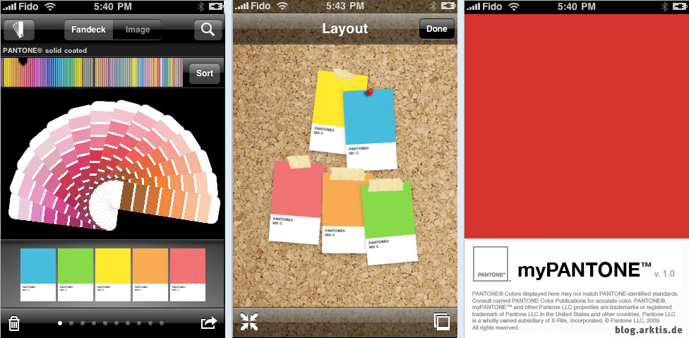 mit der mypantone iphone app unterwegs farben bestimmen blog. Black Bedroom Furniture Sets. Home Design Ideas
