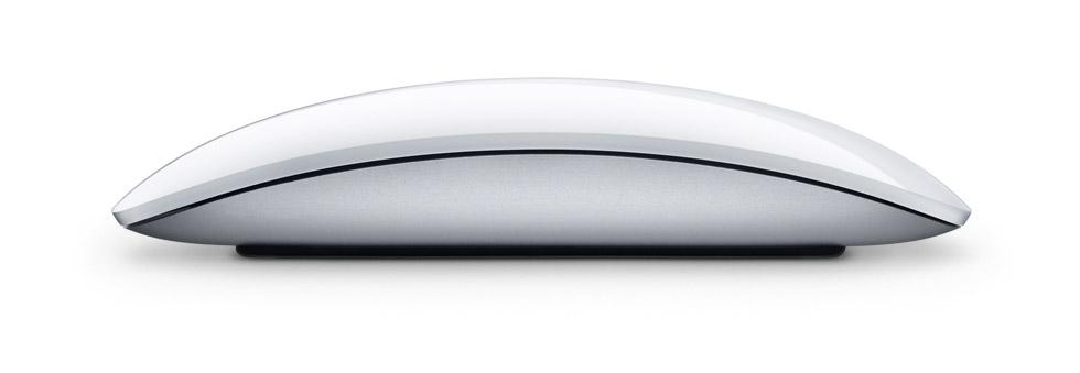 Die Revolution der Maus! Die neue Multi-Touch Apple Magic Mouse.