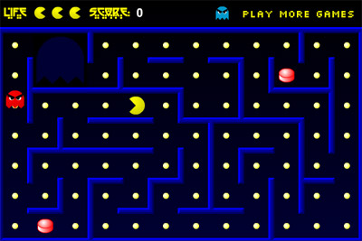 PacMan is back