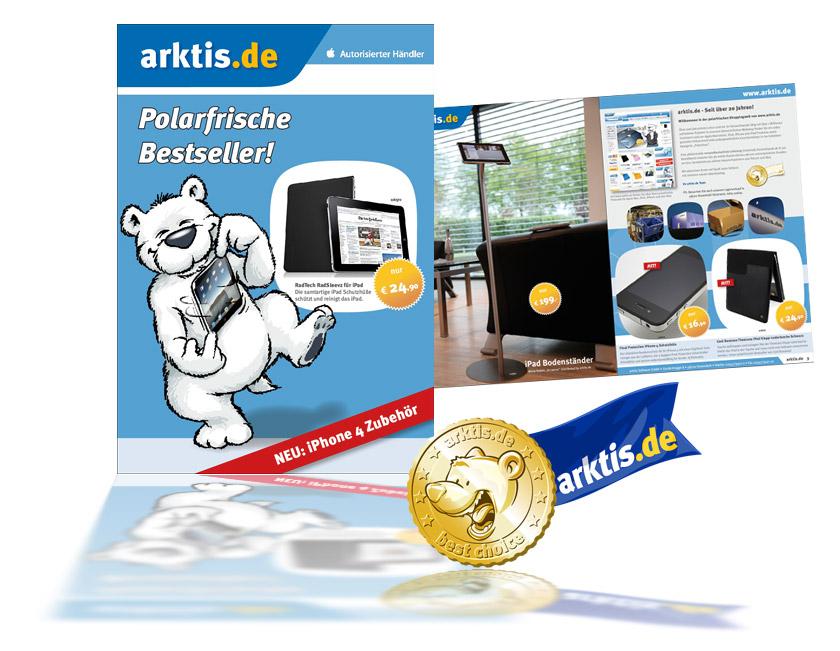Der neue Arktis Katalog ist da!