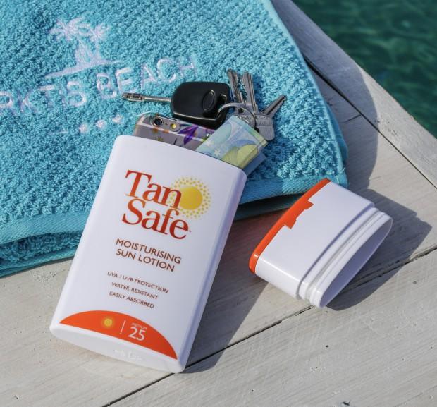 TanSafe für Smartphone und Wertsachen