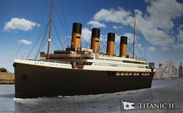 titanic jungfernfahrt