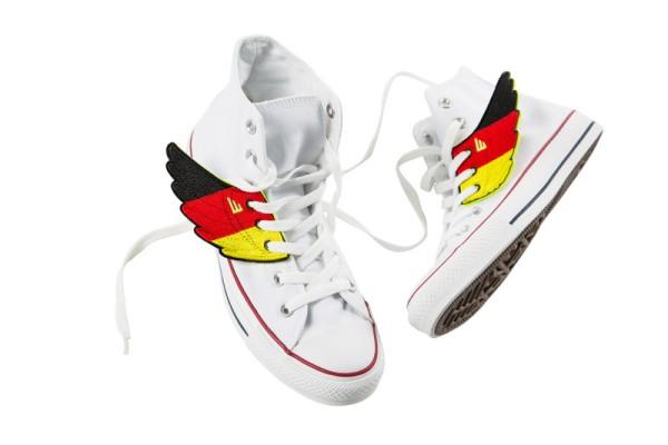 WISO Gadget Tipp: Shwings Deutschland Schuhflügel