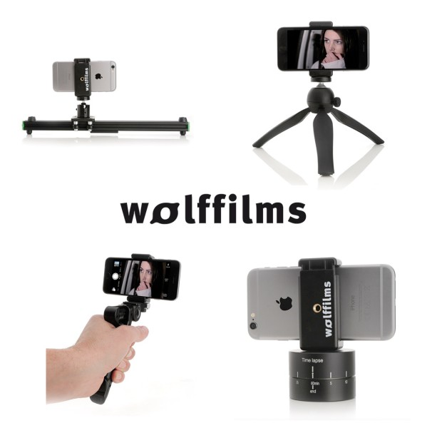 Wolffilms iPhone Filmzubehör