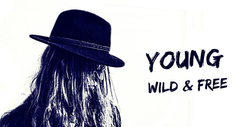 Das kultige Designlabel YOUNG WILD & FREE aus San Diego / Kalifornien!